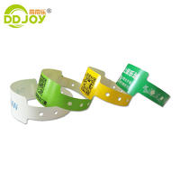 Event Supplies Plastic Composite Paper Adjustable Bracelet | DDJOY